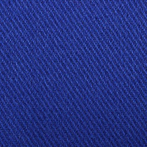 (エイト) 8(eight)11color シンプルなロングマフラー 大判 無地 ブルー
