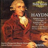 Symphonies 93 & 95