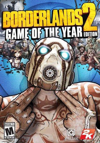 Borderlands 2 Game of the Year Edition (日本語) [オンラインコード]