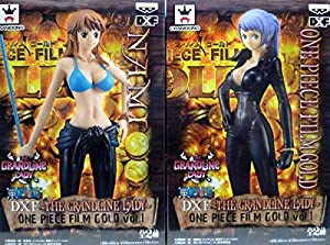 ワンピース DXF~THE GRANDLINE LADY~ONE PIECE FILM GOLD vol.1 2種セット