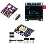 KeeYees BME280搭載 温湿度 気圧センサーモジュール + D1 Mini ESP8266 NodeMCU L…