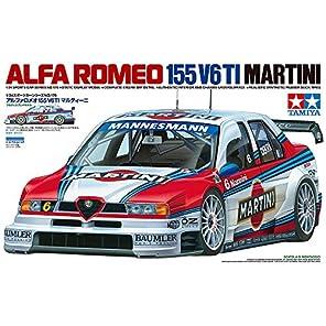 タミヤ 1/24 スポーツカーシリーズ No.176 アルファロメオ 155 V6 TI マルティーニ 24176