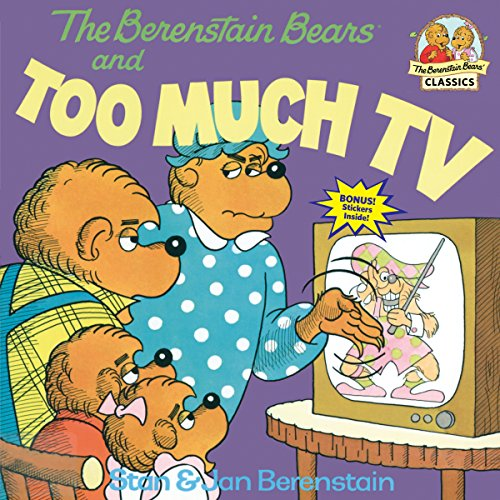 The Berenstain Bears and Too Much TV (First Time Books(R))の詳細を見る