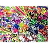 配り景品玩具 おもちゃ詰め合わせ (50個入) / お楽しみグッズ(紙風船)付きセット [おもちゃ&ホビー]