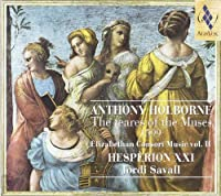 Holborne: The Teares of the Muses, 1599 [Elizabethan Consort Music. vol. II] (2000-09-12)