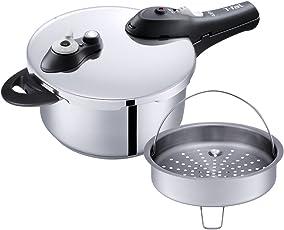 ティファール 圧力鍋 片手鍋 「セキュア」 3L P2504042