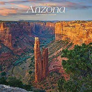 Arizona, Wild & Scenic 2019 Calendar