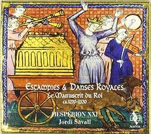 Estampies Et Danses Royales