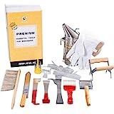 Beekeeping Supplies Beekeeping Tools for Beekeeper Necessary Bee Supplies Beekeeping Starter Kit 14 Pcs The PRO Edition