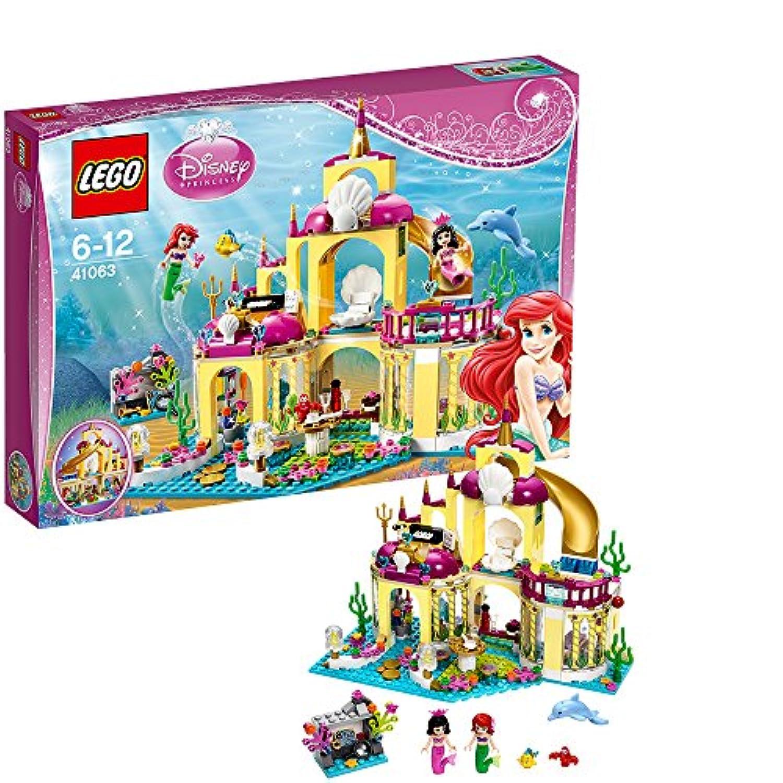レゴ (LEGO) ディズニー?プリンセス アリエルの海の宮殿 41063
