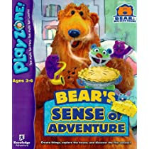 Bear in the Big Blue House: Bear's Sense of Adventure (輸入版)