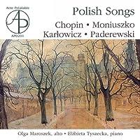 Various: Polish Songs