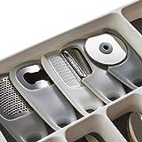 Portofino 5 Pc. Kitchen Gadget Set - Space Saving Cooking Tools/Food Accessories - Cheese/Chocolate Grater, Garlic/Ginger Gri