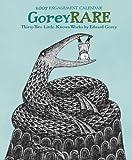 Gorey Rare 2007 Calendar