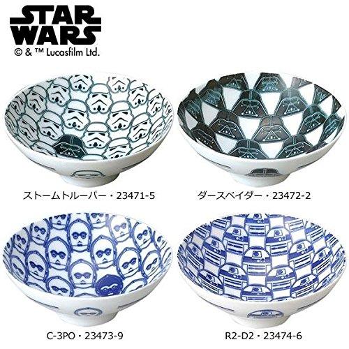 『スターウォーズ』のキャラクターによる和食器シリーズです STAR WARS...