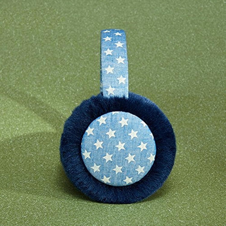 CJC 耳カバー イヤーマフ 冬の暖かさを保つ冬のイヤーマフツフォールドパーソナリティ8色 (色 : 7)