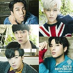 Boys Republic「Hello Sunshine」のCDジャケット
