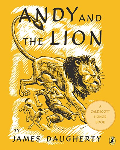 Andy and the Lion (Picture Puffins)の詳細を見る