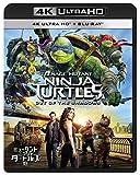 【Amazon.co.jp限定】ミュータント・ニンジャ・タートルズ/影(シャドウズ)[4K URTRA HD+ブルーレイセット](2枚組)(キャラクターカードセット付)[4K ULTRA HD + Blu-ray]