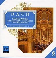 J.S. Bach: Sacred Works