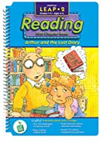 LeapPad: Leap 2 Reading - Arthur and the Lost Diary Interactive Book and Cartridge by None
