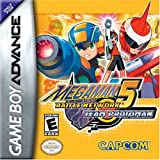 Mega Man Battle Network 5 Team Protoman (輸入版)