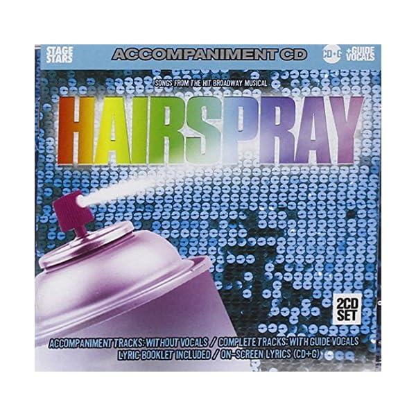 Karaoke: Hairsprayの商品画像