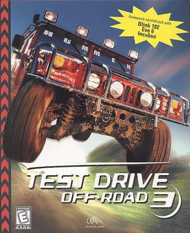 靴下最愛の申し立てるTest Drive Off Road 3 (Jewel Case) (輸入版)