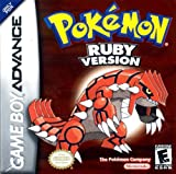 Pokemon Ruby (輸入版)