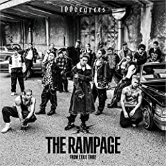 Dirty Disco (English Version)♪THE RAMPAGE from EXILE TRIBEのCDジャケット