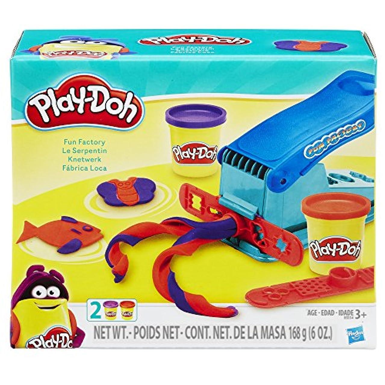 [プレードウ]Play-Doh Basic Fun Factory Toy B5554 [並行輸入品]