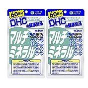 【セット品】DHC マルチミネラル60日分 180粒 2個セット
