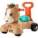 Fisher-Price Walk, Bounce & Ride Pony, Multi
