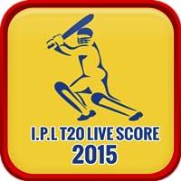 I.P.L T20 Live Score - 2015