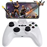 [MFi Certified] iOS Wireless Mobile Game Controller, Megadream Gampad Joystick Support for iPhone Xs, XR X, 8 Plus, 8, 7 Plus