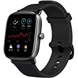 Amazfit GTS 2 Mini Fitness Smart Watch Alexa Built-In, Super-Light Thin Design, SpO2 Level Measurement, 14-Days Battery Life,