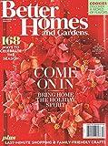 Home Garden Best Deals - Better Homes and Gardens [US] December 2016 (単号)