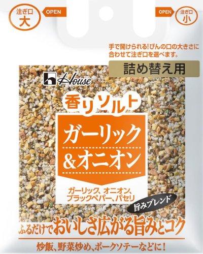 香りソルト ガーリック&オニオン 詰め替え用 袋39g