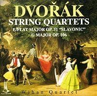 String Quartets Op 51 & Op 106