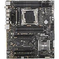 ASUSTeK Intel X99搭載 ワークステーションマザーボード LGA2011-v3対応 X99 WS/IPMI 【ATX】