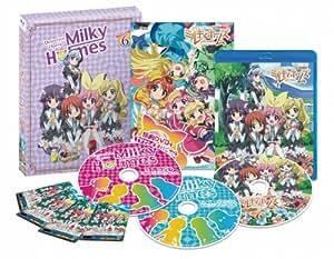 探偵オペラ ミルキィホームズ【6】(初回限定特典(特典DVD&特典CD)付き) [Blu-ray]