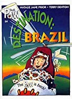 The Paw in Destination: Brazil : The Paw If Back! (Little Ark Book)