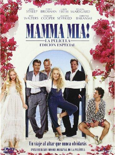 Mamma Mia (Ed.Esp. + Bso) [Import espagnol]