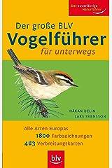 Der große BLV Vogelführer für unterwegs Paperback