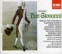 Mozart:Don Giovanni by Osbaud