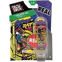 TECH DECK (テック デッキ) 96mm Vol.9 / Real / Street Rat Ishod Slick Wair 20073118