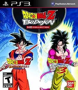 DragonBall Z Budokai HD Collection (輸入版:北米)