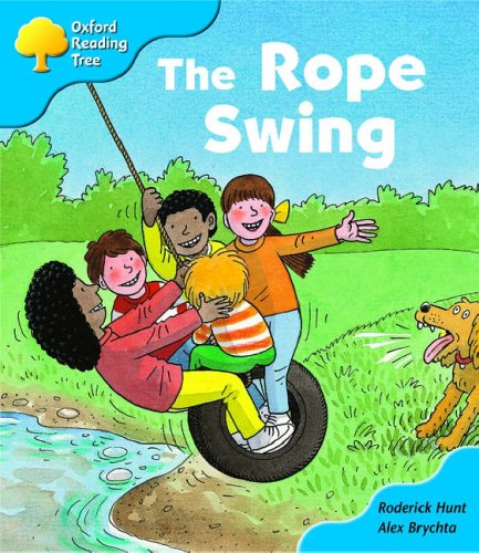 Oxford Reading Tree: Stage 3: Storybooks: the Rope Swingの詳細を見る