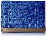 [ロメオジリ] コンパクト財布 ヘンローンクロコ 通勤 通学 イタリアブランド 鰐革 R50006 LONDON ロンドン