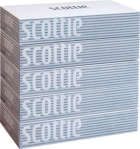 スコッティ ティシュー 400枚(200組)×5箱パック
